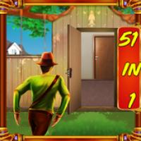 51 Doors Escape Game 2019 (เกมส์ฝึกสมอง ตะลุยด่าน)