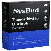 SysBud Thunderbird to Outlook Converter (โปรแกรมแปลงไฟล์อีเมล Thunderbird เป็น Outlook PST)