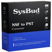 SysBud NSF to PST Converter (โปรแกรมแปลงไฟล์ NSF เป็น PST)