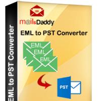 MailsDaddy EML to PST Converter (โปรแกรมแปลงไฟล์นามสกุล EML เป็น PST)