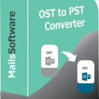 MailsSoftware OST to PST Converter (โปรแกรมแปลงไฟล์ OST เป็น PST)