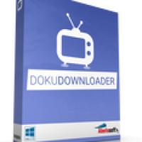 Doku Downloader (โปรแกรมโหลดคลิป Youtube โหลดวิดีโอ บนอินเตอร์เน็ต)