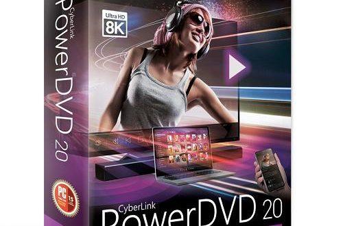PowerDVD Essential (โปรแกรม PowerDVD ดูหนังฟังเพลง) :