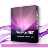 Nanosoft Service.NET (โปรแกรมบริหารงานศูนย์ซ่อม ศูนย์บริการ ใช้ได้หลากหลายธุรกิจ)