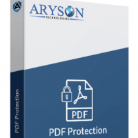 Aryson PDF Protection (โปรแกรมป้องกันไฟล์ PDF)