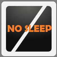No Sleep (โปรเเกรม No Sleep ป้องกันไม่ให้เครื่องหลับ หรือ Sleep เอง)