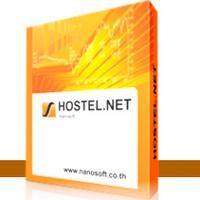 Nanosoft Hostel.NET (โปรแกรมโฮสเทล สำหรับบริหารงานโฮสเทล รีสอร์ท อพาร์ทเม้นท์รายวัน)
