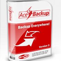 AceBackup (โปรแกรม AceBackup สำรองข้อมูลแจกฟรี)
