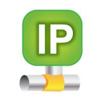 โปรแกรมแสดงหมายเลข IP ADDRESS