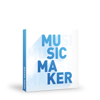 MAGIX Music Maker (โปรแกรม MAGIX Music Maker ทำเพลง มิกซ์เพลง สร้างเพลง)