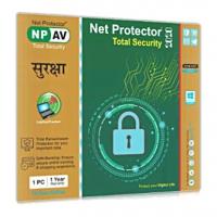 Net Protector Total Security (โปรแกรมแอนตี้ไวรัสสำหรับผู้ใช้งานในบ้าน)