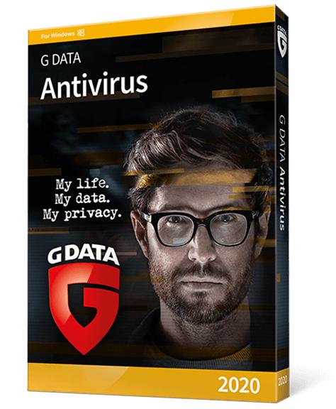 G Data AntiVirus 2020 for Windows (โปรแกรมแอนตี้ไวรัสสำหรับ Windows)