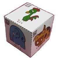 BoxA4 (โปรแกรมออกแบบกล่องกระดาษ จากกระดาษ A4 สำหรับสื่อการสอน ใช้งานง่าย)