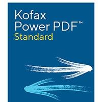KOFAX Power PDF (โปรแกรมจัดการไฟล์ PDF แบบครบวงจร)