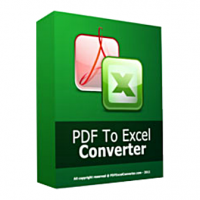 PDF To Excel Converter (โปรแกรมแปลงไฟล์ PDF เป็น Excel รองรับภาษาไทย)